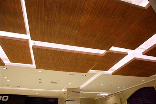3mm木纹铝单板厂家批发